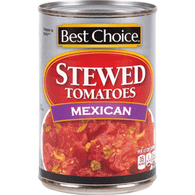 Best Choice Mexican Stewed Tomatoes