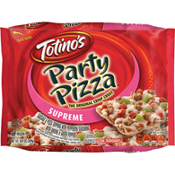 Totino's Supreme Party Pizza 10.9 oz. Box