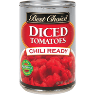 Best Choice Diced Tomatoes For Chili
