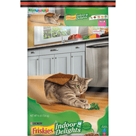 Friskies Cat Food, Indoor Delights