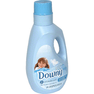 Downy Fabric Softener, Non-Concentrated, Clean Breeze