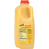 Always Save Orange Juice Ref