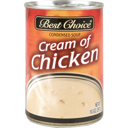 Best Choice Cream Of Chicken Soup