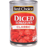 Best Choice Diced Tomato