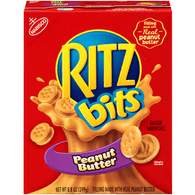 Ritz Bits Cracker Peanut Butter Sandwiches