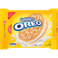 Golden Oreo Sandwich Cookies