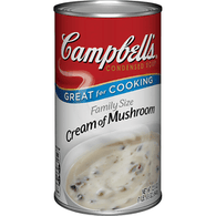 Campbell's Condensed Soup, Cream of Mushroom