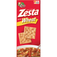 Keebler Zesta Whole Wheat Saltine Crackers
