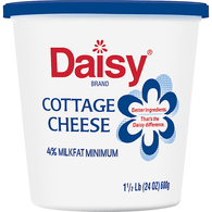 Daisy Small Curd 4% Milkfat Minimum Cottage Cheese