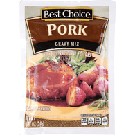 Best Choice Pork Gravy Mix