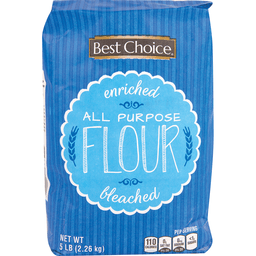 Best Choice All Purpose Flour, 5 LBS.