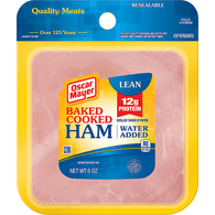 Oscar Mayer Lean Baked Cooked Ham