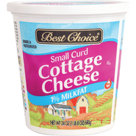Best Choice 1% Cottage Cheese