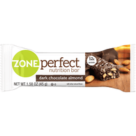 Zone Perfect Dark Nutrition Bar, Dark Chocolate Almond