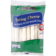 Best Choice 12-Stick String Cheese