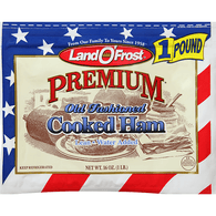 Land O' Frost Premium Old Fashioned Cooked Ham Zip Pak