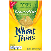 Wheat Thins Reduced Fat Snacks