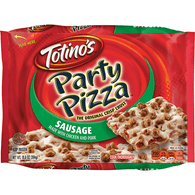 Totino's Sausage Party Pizza 10.8 oz. Box