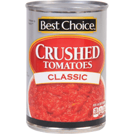 Best Choice Crushed Tomatoes