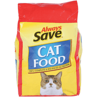 Always Save Dry Cat Food