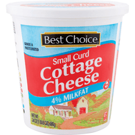 Best Choice Cottage Cheese