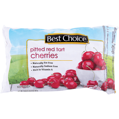 Best Choice Pitted Red Tart Cherries