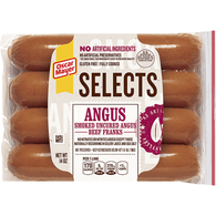 Oscar Mayer Selects Beef Franks, Angus Beef