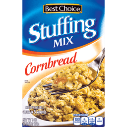 Best Choice Cornbread Stuffing Mix