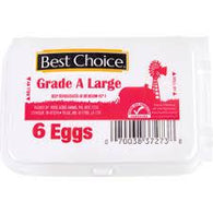 Large Eggs, 6 Pack