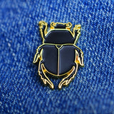 Beetle Soft Enamel Lapel Pin