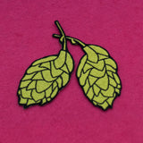 2 Hops Patches front