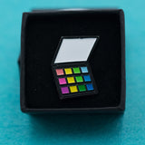 Makeup Palette Soft Enamel Lapel Pin