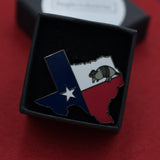 Texas Enamel pin in Gift Box