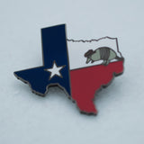 Texas Flag Enamel Pin