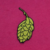 Craft Beer Hops Patch