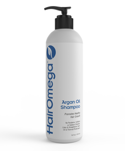 DrFormulas™ HairOmega Argan Oil Hair Growth Shampoo