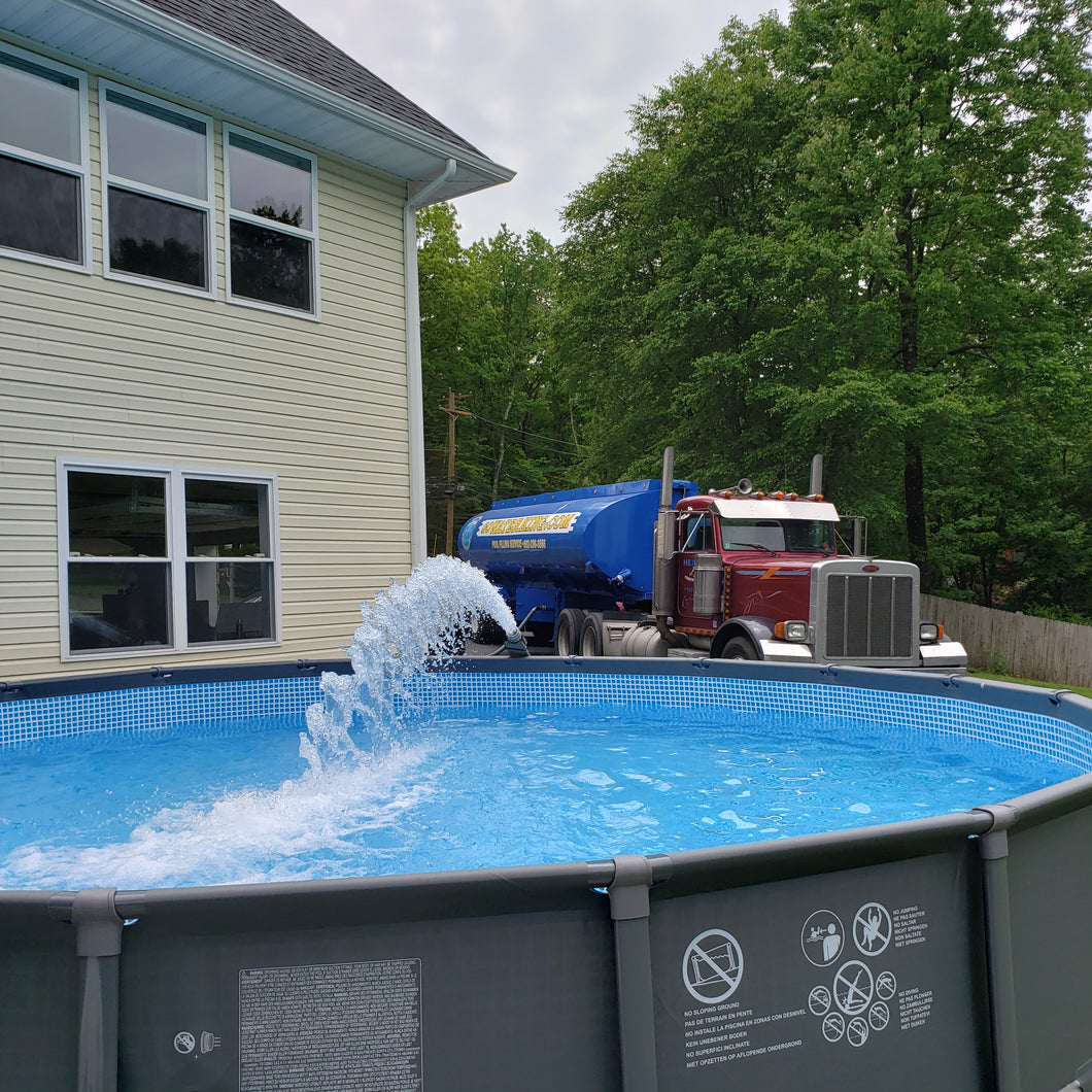 Go Water King - The Best Pool Filling Service In NJ