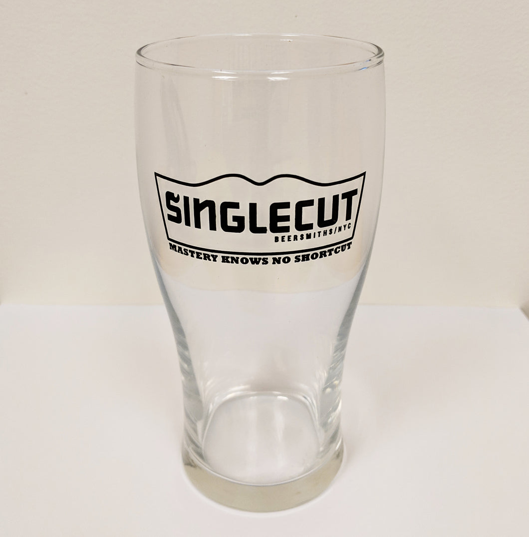 SingleCut Beersmiths Pub Glass