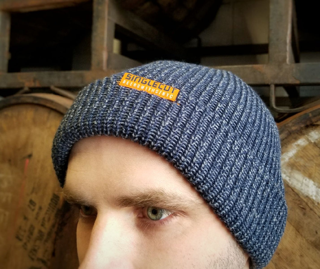 SingleCut Beersmiths Blue Winter Beanie