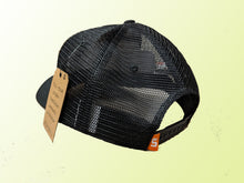 SingleCut Beersmiths Black Mesh Trucker Hat