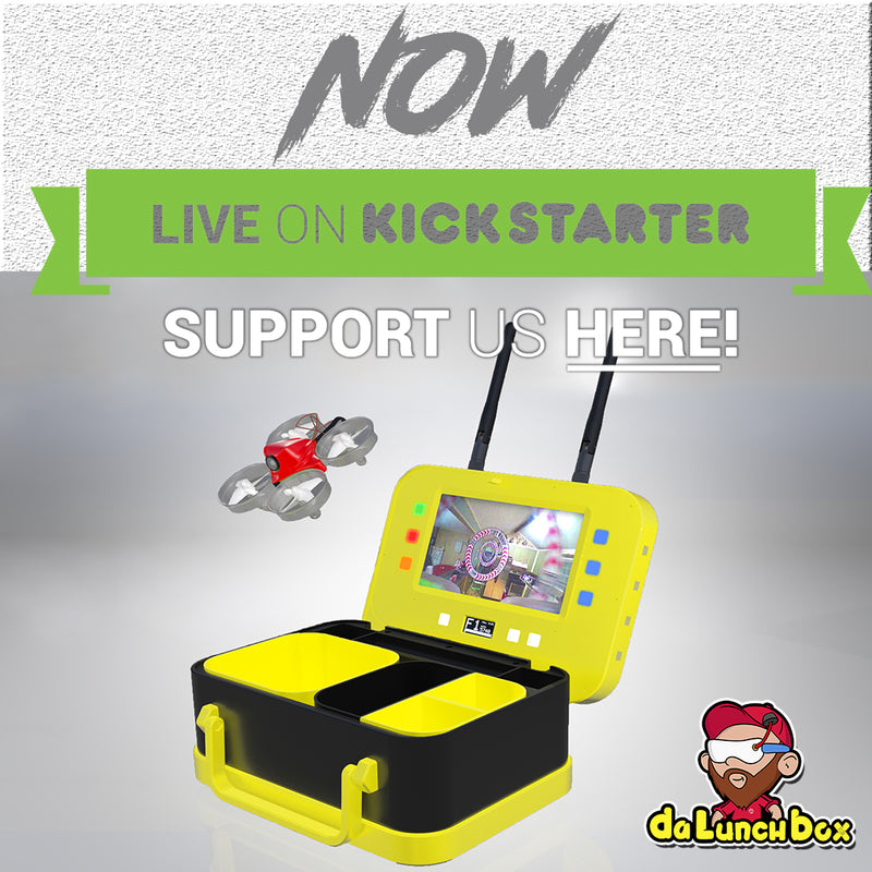 Our Kickstarter Campaign Has Launched