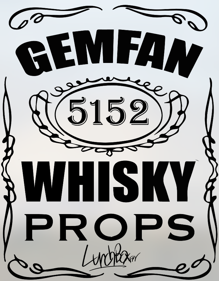 GemFan Whiskey Props And The Untold Story