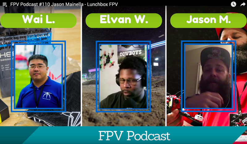 I Was Also The First Guest On FPV Podcast 2018!!! Thank You World!!!