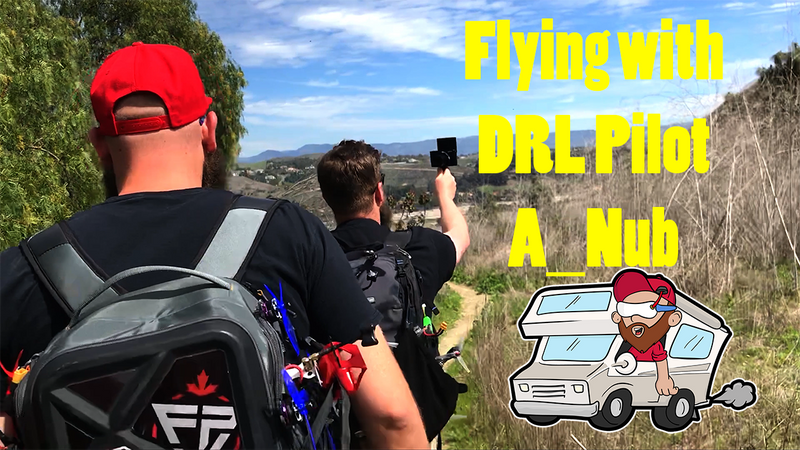 Flying with A_Nub from DRL!