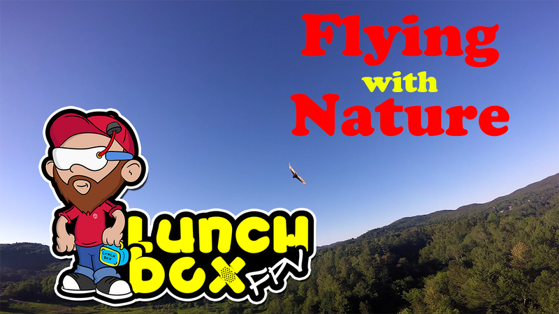 Flying with Nature FPV