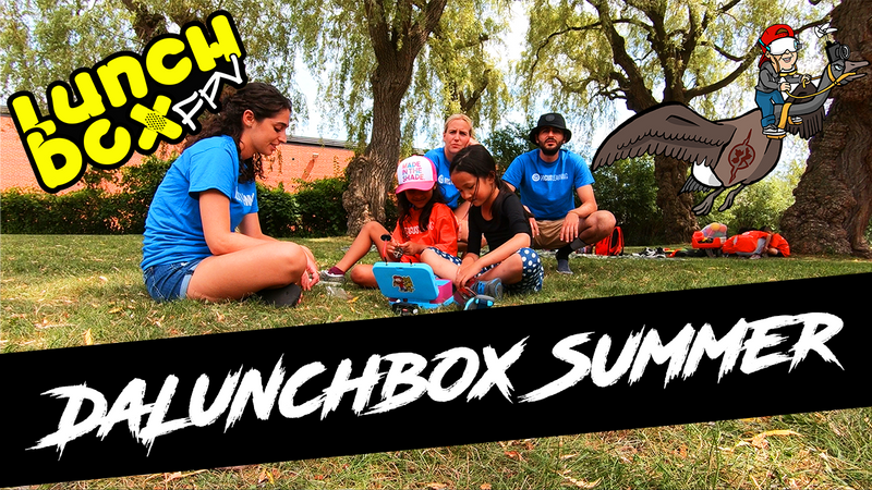 Summer Time for DaLunchbox Team