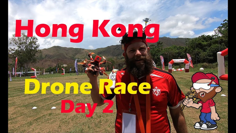 Hong Kong Drone Race Day 2