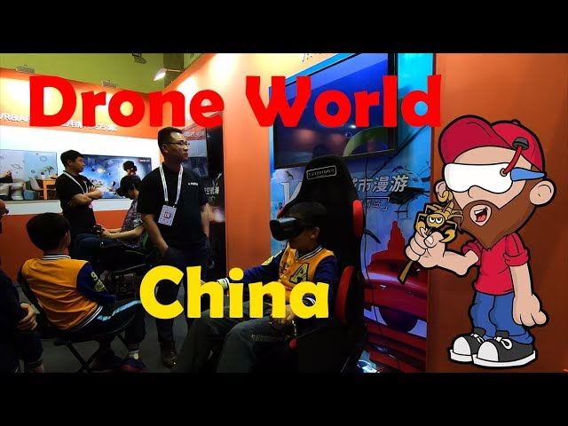 Drone World of China