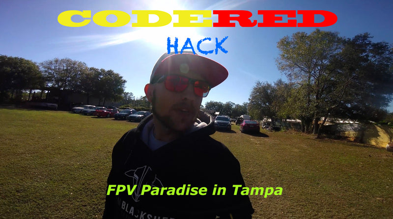 It's Time To Head To TAMPA For Thanksgiving & FPV Paradise!!!