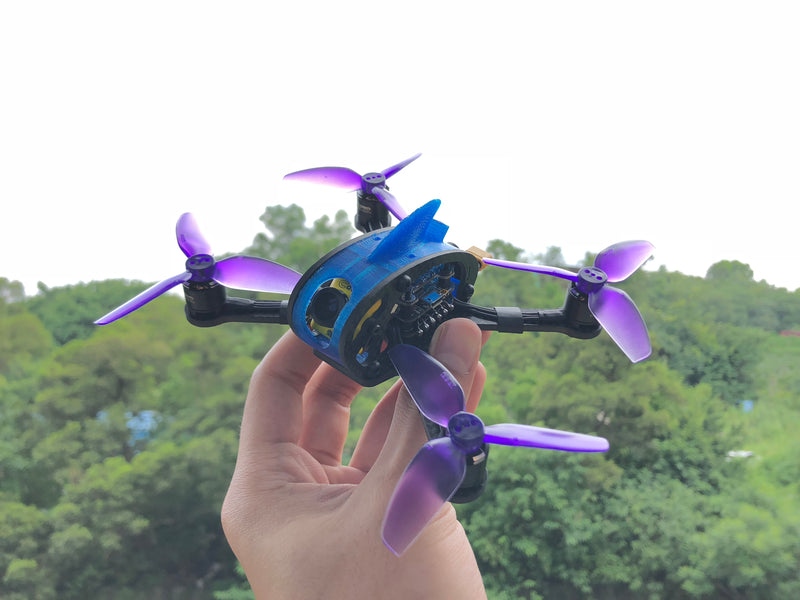 Leader 3/3SE FPV Racing Drone F4 28A 1106 2-4S 600mw